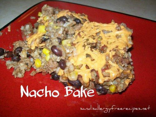 Nacho Bake