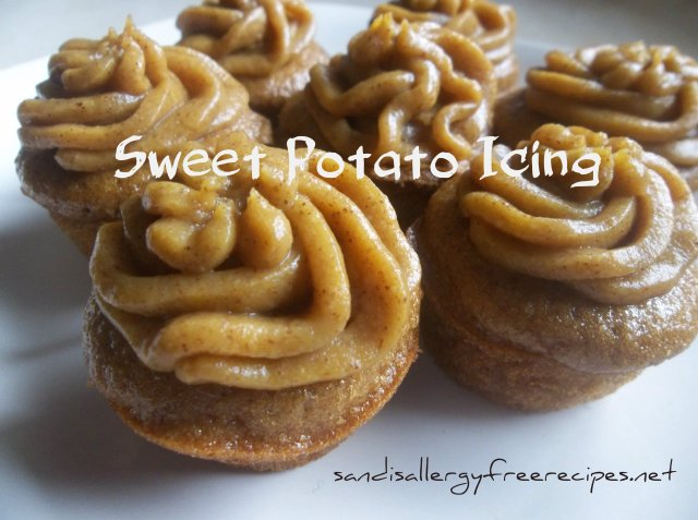 Sweet Potato Icing